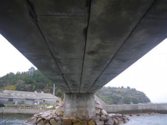 橋梁補強 施工前
