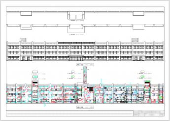 CAD報告図面サンプル